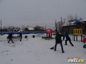 Снег мы победим!
