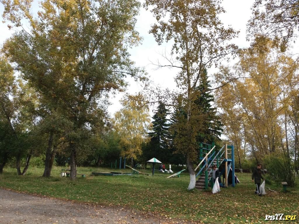 детская площада