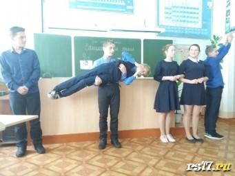 """Творческий конкурс """"Изобрази химическую реакцию"""""""