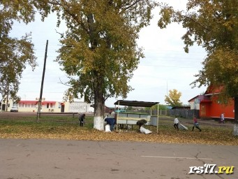 остановка ул.Мира