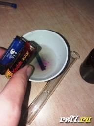 мы изучили виды батареек и определили вредные вещества в них с помощью химических индикаторов