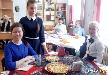 Блюда для праздничного стола на Масленицу 4
