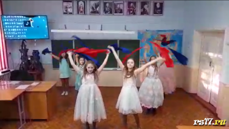 Танец Айсидоры повторим