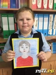 Портрет Мамы Максима