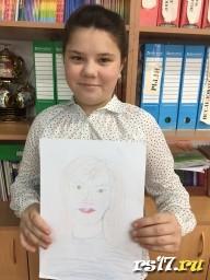 Портрет Мамы Светланы